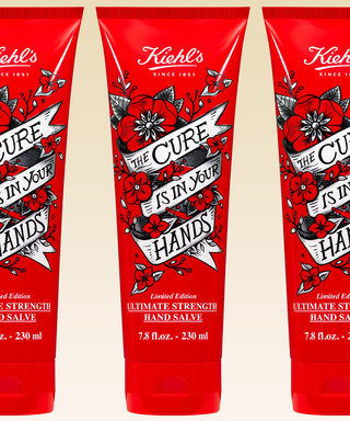 Kiehl's Just Gave You the Best Reason Ever to Buy a New Hand Cream