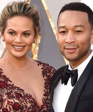 John Legend Shares No-Filter Photo of Chrissy Teigen