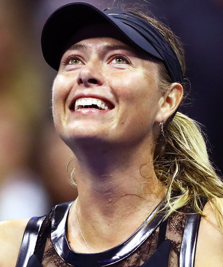 Maria Sharapova Wins Her First Grand Slam Match Since Her Drug Ban