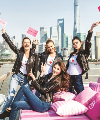 This Year's VS Fashion Show Will Be in Shanghai