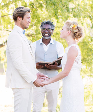 Wedding Etiquette: Can You Invite Certain Guests to the Ceremony Only?