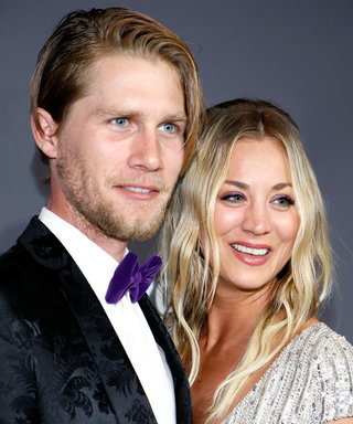 "Kaley Cuoco's ""Open to Anything"" When It Comes to Marriage"