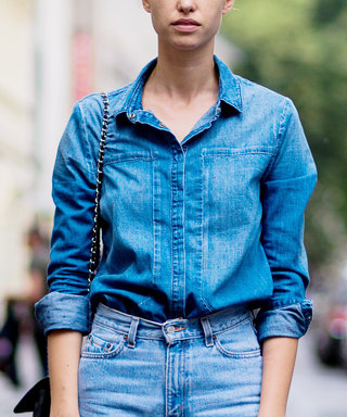 10 Denim Button-Downs to Conquer The Western Trend