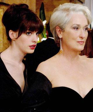 See a Totally Different Side of Miranda Priestly