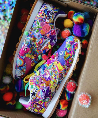 Reebok Made These Lisa Frank Sneakers a Reality