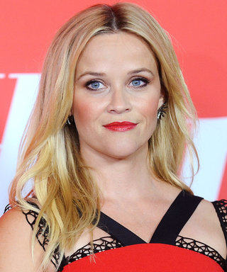 Daily Beauty Buzz: Reese Witherspoon's Glossy Cherry Lips