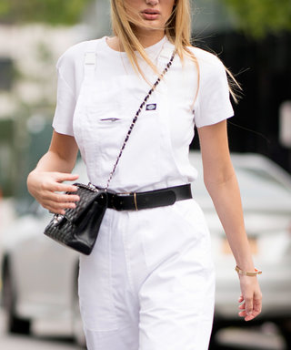 Rock These White-Hot End of Summer Pieces While You Still Have Time