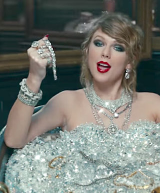 Taylor Swift Reportedly Bathed in $10M of Diamonds