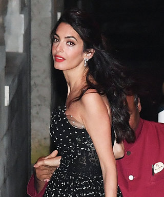 Nothing Looks More Fabulous Than Amal Stepping Off a Boat