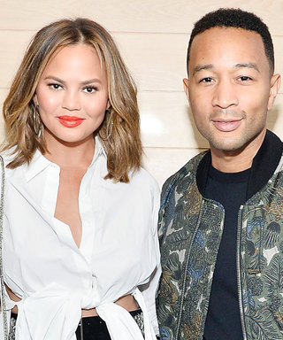 Chrissy Teigen and John Legend Show Off Their Beach Bods
