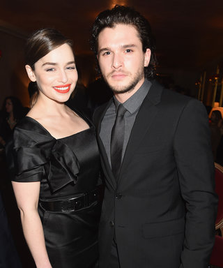 Emilia Clarke and Kit Harington Get Happy in Dolce & Gabbana Ads