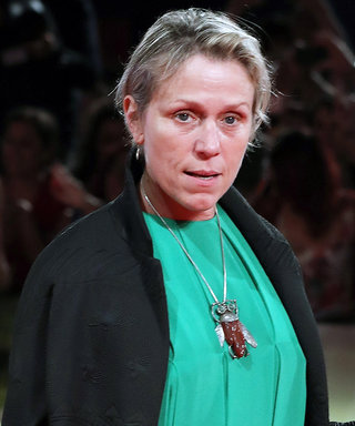Frances McDormand Is a Red Carpet Badass at the Venice Film Festival
