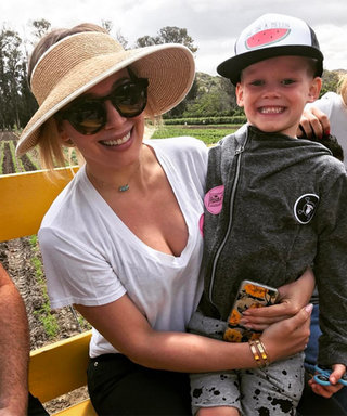 30 of Birthday Girl Hilary Duff's Cutest Family Moments on Instagram