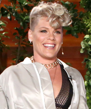 Pink Recalls the Time When Her 6-Year-Old Daughter Called Herself Ugly