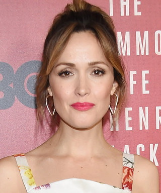 We're Tipping Our Hats to Rose Byrne's Maternity Style