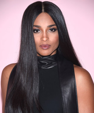 Ciara Slays Her First Red Carpet Post-Babyat Tom Ford's NYFW Show