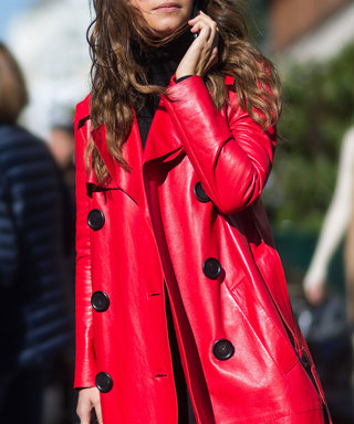 8 Timeless Leather Trench CoatsThat You'll Wear Forever