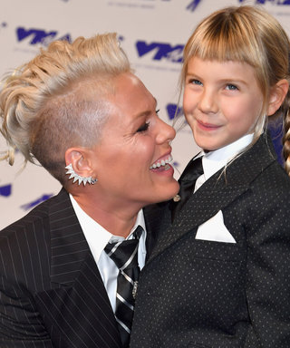 Pink and Her 6-Year-Old Daughter Totally Look Like Twins
