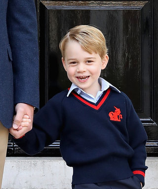 Here's What Prince GeorgeWill Be Called at School