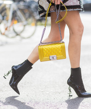 Black Boots That Actually Aren't Boring