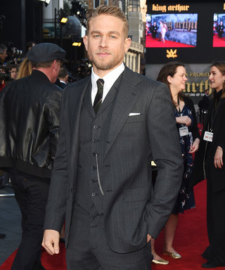 Charlie Hunnam's Latest Gift for His Girlfriend Is So Sexy