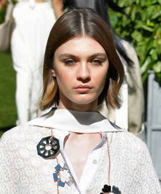 Tory Burch and Brock Collection's Feminine Belting Trick