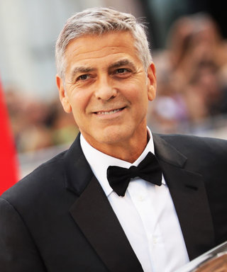 """George Clooney Is Admittedly """"Nervous"""" About Raising Kids"""