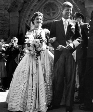 11 Intimate Photos From John and Jackie Kennedy's Wedding 64 Years Ago