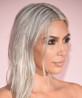You'll Never Believe How Long It Took Kim Kardashian to Go Platinum Blonde