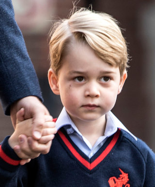 Prince Charles Made the Most Grandpa-Like Comment About Prince George