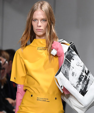 Shop the #NYFW Snapshot: Pink & Yellow