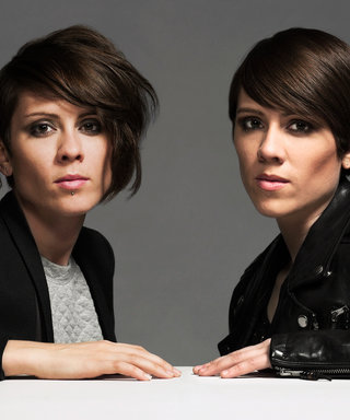 Tegan Quin (of Tegan and Sara) Tells Us What It's Like To Grow Up With an Identical Twin