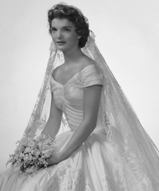 5 Gorgeous Wedding Gowns That Look Like Jackie Kennedy's