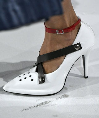 The Stand Out Shoes from New York Fashion Week