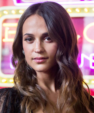 Alicia Vikander is Getting Emosh About Starting A Family