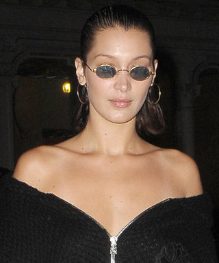 Bella Hadid Turned a Cardigan into the Cutest Dress