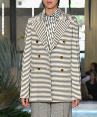 Let Derek Lam Inspire You to Mix and Match Suiting Stripes