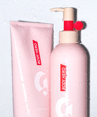 Glossier Is Giving Your Shower the Top Shelf Treatment, Too