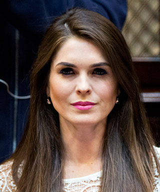 Hope Hicks Resigns as Trump's Communications Director