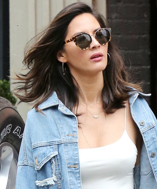 Olivia Munn Can't Stop Wearing This Brand's Under-$100 Jackets
