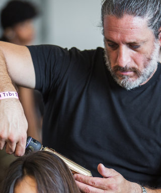 What It's Like to Be a Hair Stylist at Fashion Week