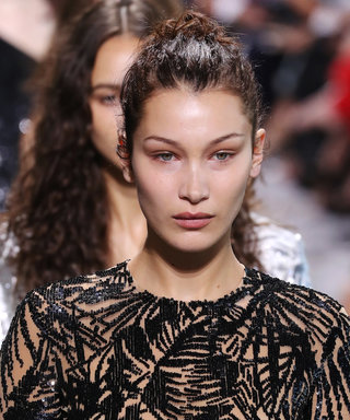 Bella Hadid Frees the Nipple for the Michael Kors Runway
