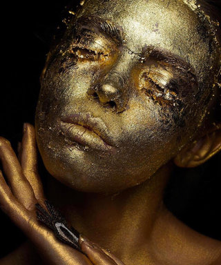 Editor-Tested: The 24K Gold Face Mask Instagram Loves