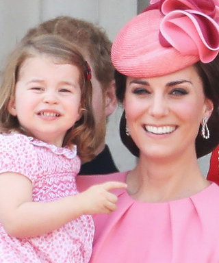 Prince William Says Princess Charlotte Will Be Trouble