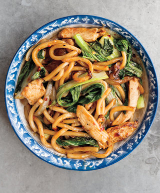 Simple Spicy Udon Sauce Recipe