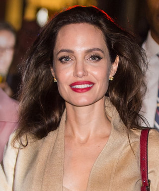 This Is One of Angelina Jolie's Most Fabulous Looks Ever