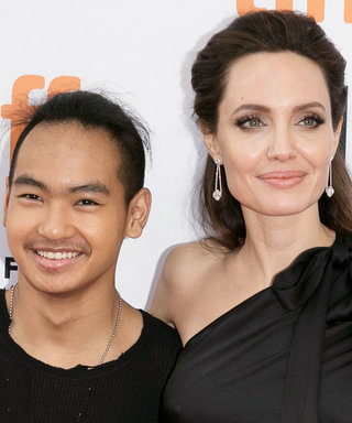 Angelina Jolie's Son Maddox Is Praising Mum and We're Melting
