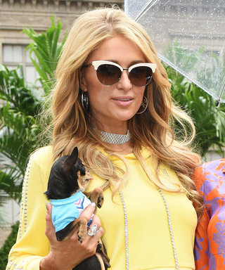 Paris Hilton Wore Juicy Couture and No, It's Not 2003