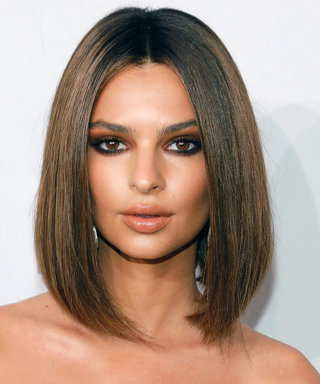 Daily Beauty Buzz: Emily Ratajkowski's Sleek Bob