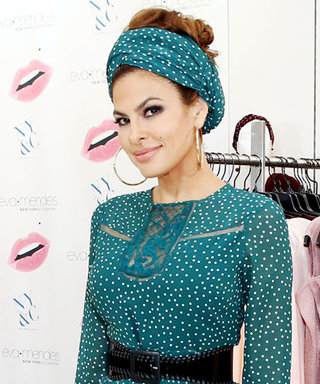 Eva Mendes Gives Update About Raising Her Two Daughters